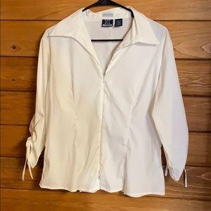 Sweetheart white shirt